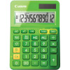 Canon LS-123KM Desktop Calculator 12 Digit Green