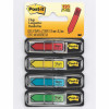 Post-It 684-SH Arrow Flags 12x45mm Sign Here Assorted Pack of 120