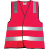 ZIONS 2801P SAFETY VEST Night Only Pink