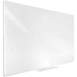 Visionchart Accent Glass Whiteboard 1200x900mm White