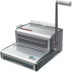 Qupa S160 Heavy Duty Comb Binding Machine