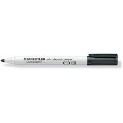 STAEDTLER 341 LUMOCOLOUR Whiteboard Marker Black Universal Tip