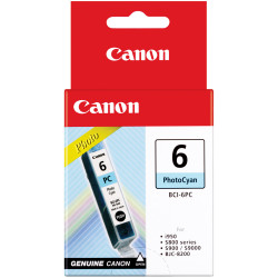 CANON INK CARTRIDGE BCI-6PC Photo Cyan