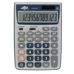 OFFICE CHOICE CALCULATOR 12 Digit Large Desktop