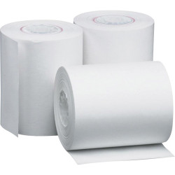 MARBIG REGISTER ROLLS 80mm x 80mm x 11.5mm Thermal Pack of 4