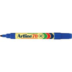 ARTLINE 70 PERMANENT MARKER Bullet Blue