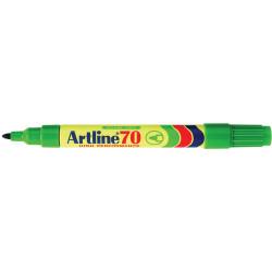 ARTLINE 70 PERMANENT MARKER Bullet Green
