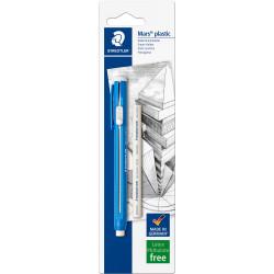 STAEDTLER MARS PLASTIC ERASER Eraser Holder Incl. 2x Refills