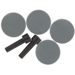 Rexel R8091 Spare Punches & Boards For R8013/R8033 Power Punch 2 Hole Punches & 4 Board