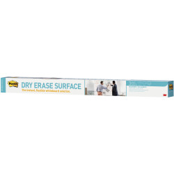 POST IT DRY ERASE SURFACE DEF6X4 1800x1200mm Roll
