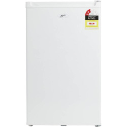 NERO BAR FRIDGE & FREEZER White 125Litres