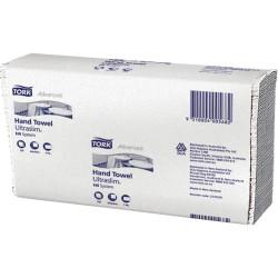 TORK H4 ULTRASLIM HAND TOWELS 240x210mm Pack of 20 150Sheets Per Pack