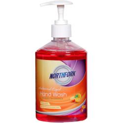 Northfork Liquid Hand Wash Orange Fragrance 500ml