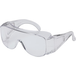 MAXISAFE SAFETY GLASSES Visispec Clear