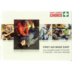 TRAFALGAR FIRST AID MANUAL First Aid Made Easy