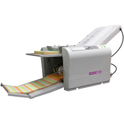 SUPERFAX MP460 A3 PREMIUM Paper Folding Machine Auto Set Up & Programmed Types