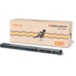 BIBBULMUN STAPLES 26/6 Pack of 5000