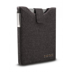 """Higher Ground Drop IN  11"""" carry case  Grey"""