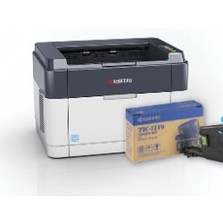 KYOCERA FS1041 A4 Mono Printer with Bonus Toner