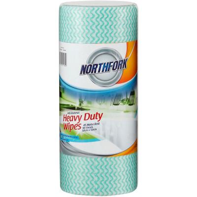 Northfork Antibacterial Wipes 90 Sheets Green
