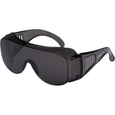 Maxisafe Safety Glasses Visispec Smoke Lens